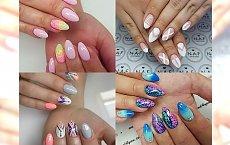 Przegląd różnorodnych inspiracji na udany manicure! EKSTRA GALERIA!