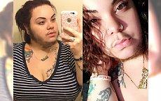 """Nie goli twarzy od 8 miesięcy, bo... postanowiła żyć jako """"KOBIETA Z BRODĄ"""". Co na to jej narzeczony?"""