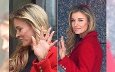 Joanna Krupa w czerwonym płaszczu i najmodniejszych szpilkach tego sezonu. Chcemy je mieć natychmiast!