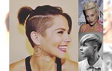 Propozycje krótkich fryzur idealnych na jesienną metamorfozę. Szykowne cięcia z grzywką, asymetryczne, pixie