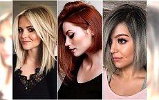Półdługie fryzury są najpiękniejsze? Mamy na to 20 niezbitych dowodów