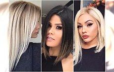 Modne fryzury półdługie - 30 rewelacyjnych cięć dla wielbicielek średniej długości