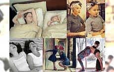 24 zdjęcia, które ukazują niesamowicie silną więź i podobieństwo między matkami i ich córkami - galeria, dzięki której się uśmiechniesz