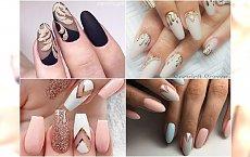 Stylowe propozycje na manicure modny przez cały rok - te paznokcie mają w sobie to coś!