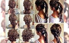 Galeria fryzur krok po kroku dla każdej długości włosów