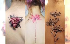 Najpiękniejsze tatuaże na plecy - delikatne, kobiece motywy, które pokochasz!