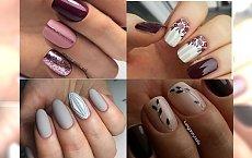 Przegląd propozycji manicure na listopad - nasze perełki!