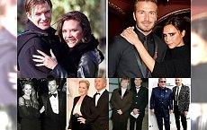Miłość w show-biznesie nie istnieje? NIC BARDZIEJ MYLNEGO! Poznaj pary, które są tego najlepszym przykładem!