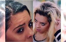 Farbowała włosy kilka razy w tygodniu aż zaczęła łysieć. Fryzjer cudownie odmienił jej koszmarną fryzurę!