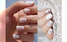 Ślubny manicure- subtelne i stylowe propozycje na rok 2018