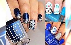 Pomysły na zimowy manicure, który nigdy się nam nie znudzi - ale cuda!
