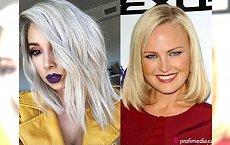 Półdługie cięcia włosów 2018 - top 15 modnych inspiracji