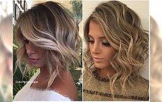 Najlepsza fryzura na sylwestra dla średnich włosów? Wypróbuj delikatne fale!