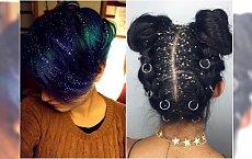 """Space hair - to będzie HIT karnawału! Podsuwamy 20 najlepszych pomysłów na """"kosmiczne"""" fryzury"""