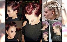 Krótkie fryzury na sylwestra. Podpowiadamy, jak pomysłowo wystylizować włosy