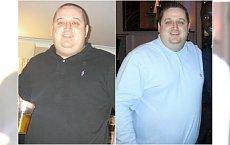 Zrzucił ponad 50 kilogramów i jest nie do poznania! Aż trudno uwierzyć, że to ten sam człowiek