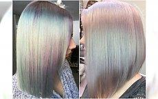 """Opalizujące blondy, czyli supermodne """"syrenie włosy"""". Ten trend robi furorę!"""