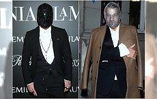 """Piróg i Woliński w maskach na imprezie La Manii. Internauci: """"Jaki kraj, taka Lady Gaga"""""""