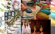 Dekoracje świąteczne, które wykonasz w pół godziny - galeria inspiracji