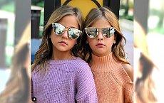"""Okrzyknięto je """"najpiękniejszymi bliźniaczkami na świecie"""". Agencje biją się o te dwie ślicznotki!"""