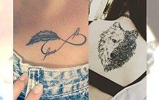 Modne wzory tatuażu dla kobiet - galeria najlepszych pomysłów