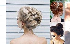 Fryzury na święta - 21 pomysłów na stylizację długich włosów