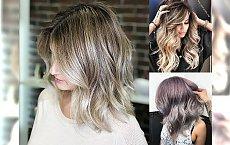 Balejaż w nowoczesnej odsłonie - poznaj najnowsze trendy w farbowaniu włosów