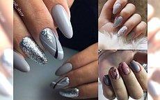 Szary manicure w najpiękniejszych odsłonach - można się w nim zakochać!