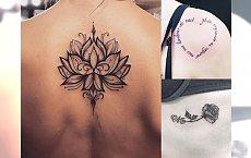 Pomysłowe wzory tatuażu - inspiracje dla kobiet, które cenią oryginalność