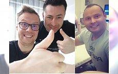 """Dobra wiadomość dla fanek """"Ślubu od pierwszego wejrzenia""""! Krzysztof, Marcin i Jacek wystawili na WOŚP kolację ze sobą!"""