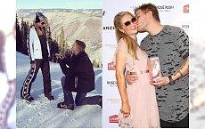 Paris Hilton zaręczyła się z aktorem polskiego pochodzenia! Zobaczcie film z zaręczyn!