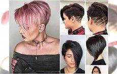 Krótkie fryzury 2018 - modne cięcia, które musicie wypróbować w tym roku!