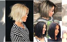 Fryzury średnie znowu rządzą! Wypróbujcie największe trendy dla półdługich włosów