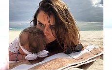 """Siwiec """"narzeka"""", że MIA nie chce pozować do zdjęcia. Oburzone matki: """"To nie kukiełka do wystrojenia"""". Oberwała też za nazwanie córki..."""
