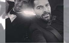 Ricky Martin wziął ŚLUB! Jego wybranek to niezłe CIACHO!