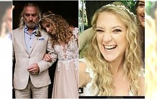 Lara Gessler oddała suknię ślubną na WOŚP. Przy okazji pokazała PIĘKNE ZDJĘCIA z wesela!