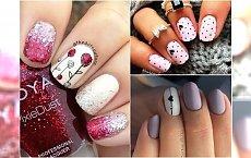 Paznokcie na walentynki - ultra słodkie wzory, w których zakochasz się na zabój!