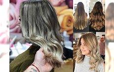 Flamboyage - najgorętszy trend w koloryzacji włosów 2018
