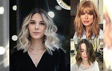 Fryzury dla półdługich włosów – kobiece, piękne cięcia na ten rok