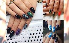 Sharm effect nails - najpiękniejsze stylizacje paznokci prosto z salonów