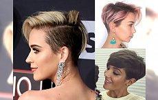 17 ultrakobiecych fryzur dla krótkich włosów - trendy 2018