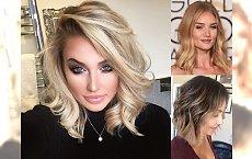 Półdługie cięcia włosów - kobiece, perfekcyjne fryzury na ten rok
