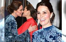 Księżna Kate z wizytą w Sztokholmie. Jej outfit budzi wątpliwości. Co poszło nie tak?