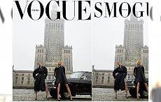 """Jest już pierwsza okładka polskiego """"Vogue"""". Są też już pierwsze przeróbki..."""