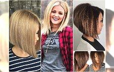 Średnie fryzury w stylu lat 90. - te cięcia przeżywają wielki comeback!