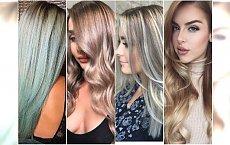 Beżowy blond i inne modne odcienie. 35 pięknych i unikatowych koloryzacji blond na sezon wiosna-lato 2018