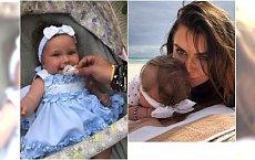 Tak wygląda córka Natalii Siwiec Mia Raduszewska! Podobna do mamy?