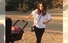 Weronika Rosati pokazała się w bikini 2 miesiące po urodzeniu córki
