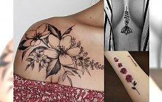 Tatuaże dla kobiet – pomysłowe wzory, które nigdy nie wyjdą z mody