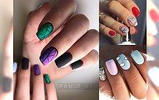 Pomysły na modny manicure na wiosnę - śliczne kolory i zdobienia!